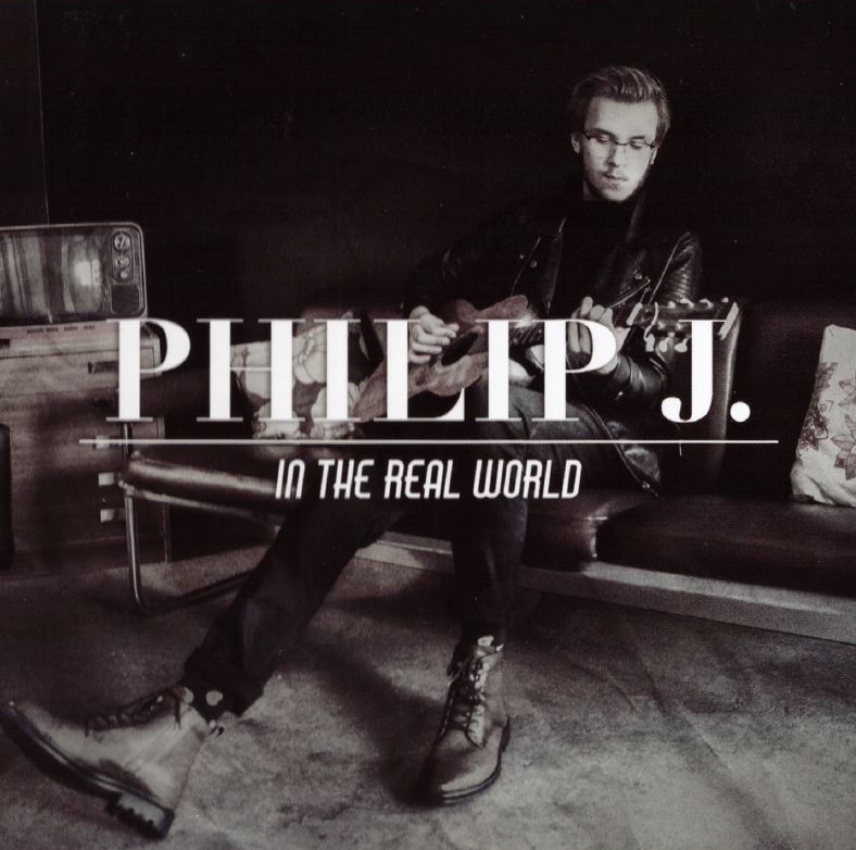 PHILIP J. - IN THE REAL WORLD CD
