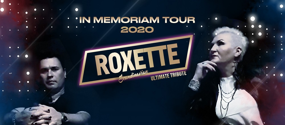 Vaasa Festival Club: Roxette Tribute