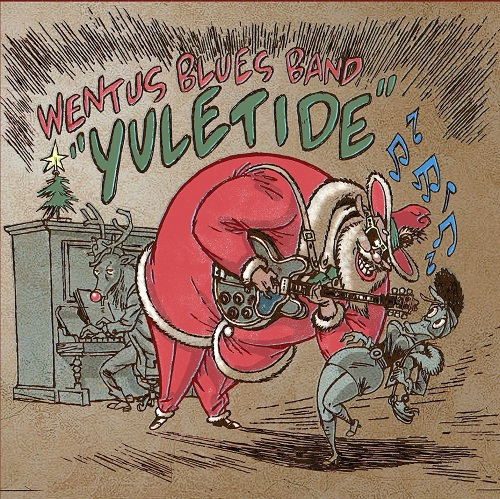 YULETIDE WENTUS BLUES BAND