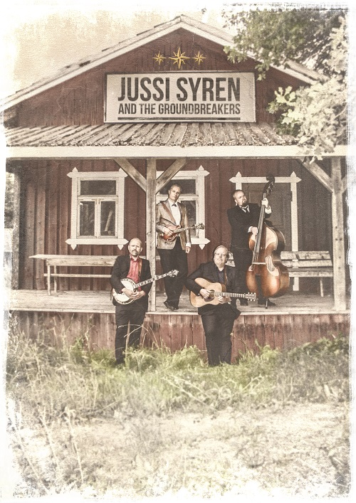 Jussi Syrén and the Groundbreakers