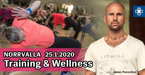 Norrvalla training&wellness 2020