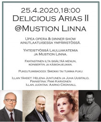 Delicious arias II